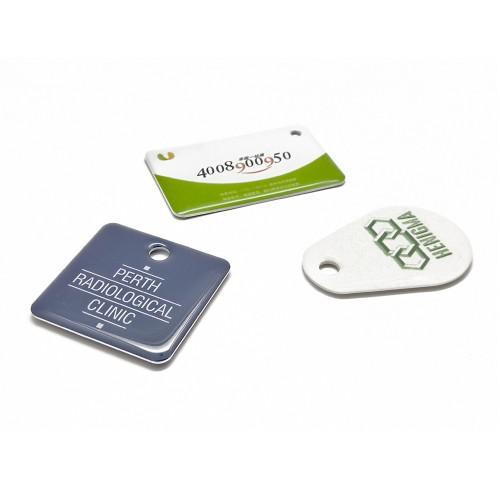 13.56MHz NFC RFID keytag...