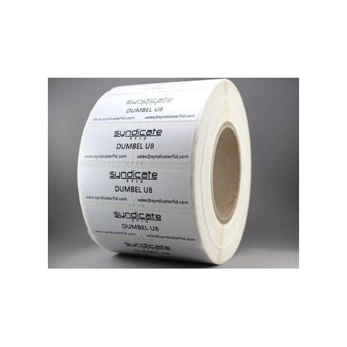 Dumbel UHF RFID label...