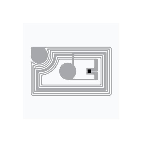 HF RFID wet-inlay Midas+...