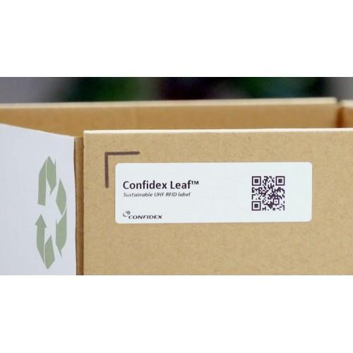Logistics RFID label Leaf™...