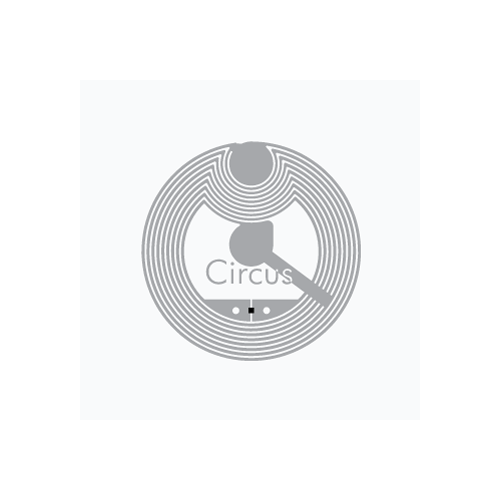 Circus™ NFC Wet Inlay Ø22mm...