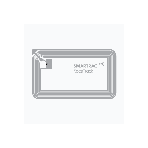 HF RFID inlay Racetrack...