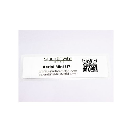 UHF RFID labels Aerial Mini