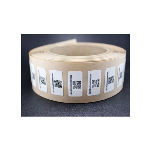 Washable UHF RFID labels...