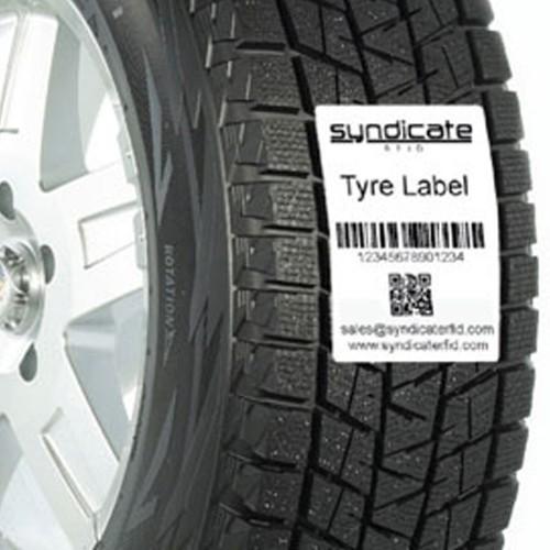 UHF RFID Tyre labels RTT-010
