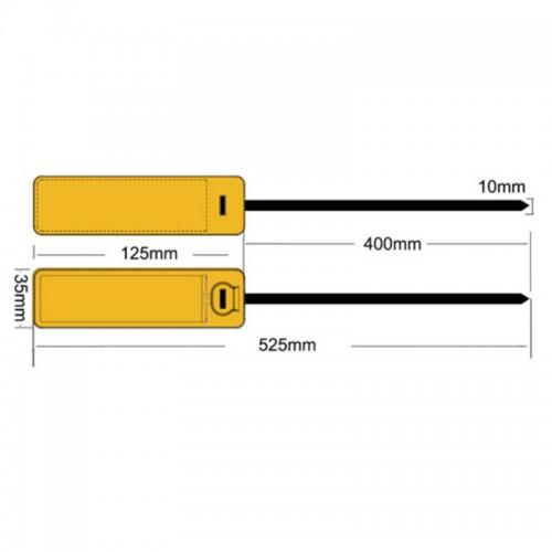 UHF RFID-nippusiteet RS650N