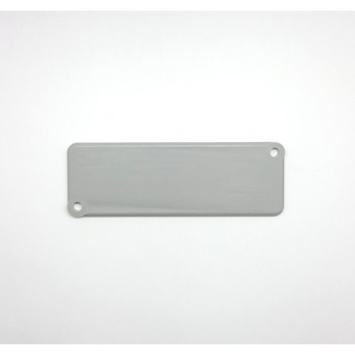 Rigid non-metal RFID tag...