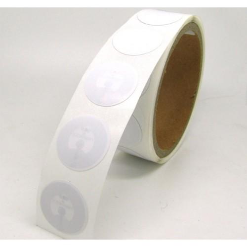 PET/Paper NFC label 25mm...