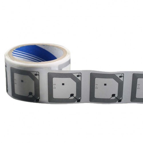 RFID labels 50x50mm NXP...