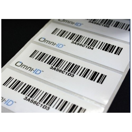 Synthetic RFID labels...