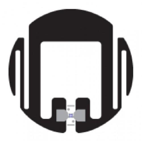 UHF RFID inlay AD-180u7 / 26mm