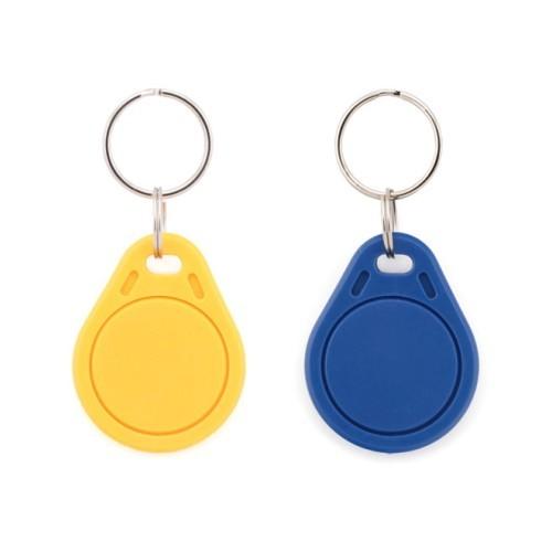 13.56MHz NFC keyfobs...