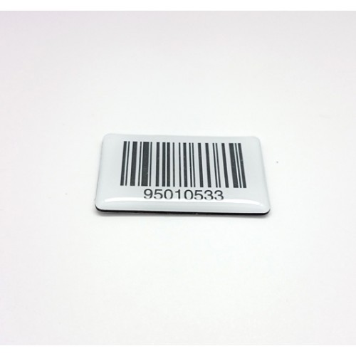 On-metal Epoxy NFC label...